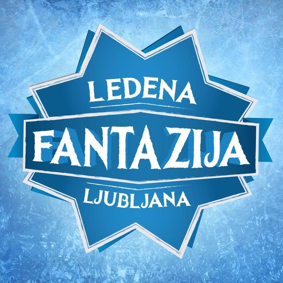 Ledena fantazija Ljubljana / Ice Fantasy Ljubljana